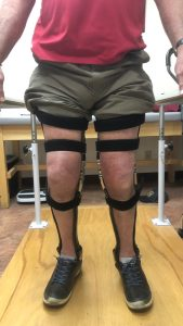 Client Leg Braces