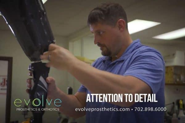 Evolve Prosthetics & Orthotics Video