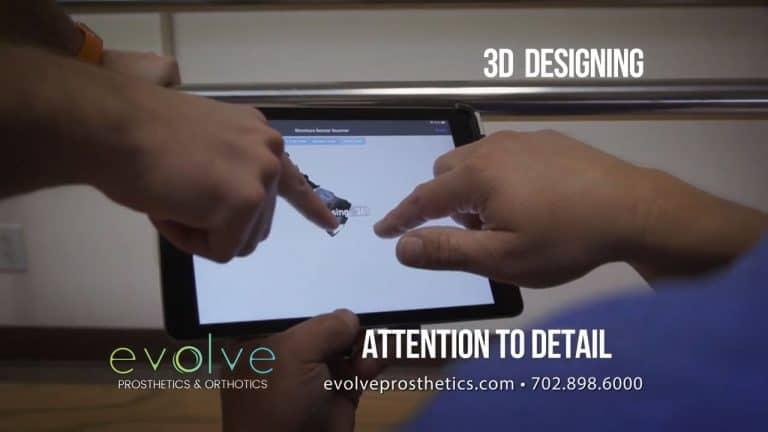 Evolve Prosthetics & Orthotics in Las Vegas