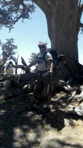 Hiking Prosthetic