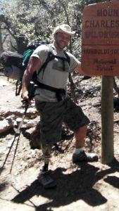 Mount Charleston Hiker