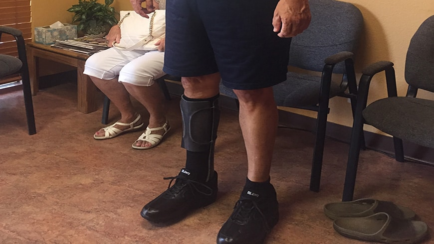 Orthotic Shoes & Inserts