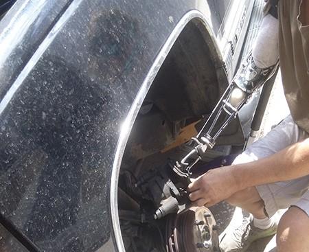 Prosthetic Arm Mechanical Work