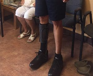 Shoes & Orthotic Insert